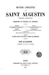 Œuvres complètes de Saint Augustin: Volume14