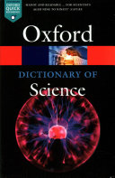 A Dictionary of Science PDF