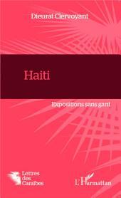 Haïti: Expositions sans gant