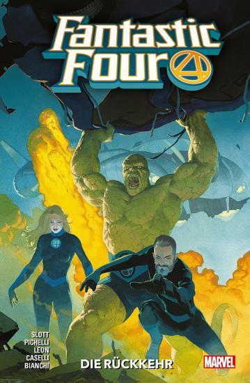 Fantastic Four 1   Die R  ckkehr PDF