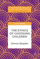 The Ethics of Choosing Children PDF