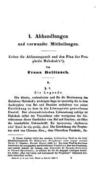 Zeitschrift f  r die gesammte lutherische Theologie und Kirche  herausg  von A G  Rudelbach und H E F  Guerike PDF