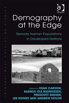 Demography at the Edge PDF