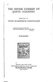 The Divine Comedy of Dante Alighieri: Paradiso