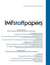 IMF Staff Papers: Volume 52, Issue 2