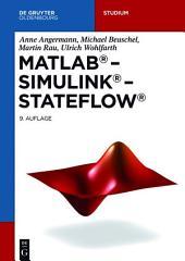 MATLAB - Simulink - Stateflow: Grundlagen, Toolboxen, Beispiele, Ausgabe 9