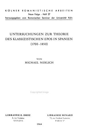 K  lner romanistische Arbeiten PDF