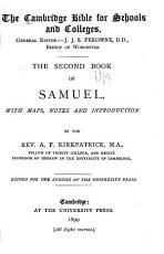 The Second Book of Samuel PDF