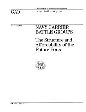 Navy Carrier Battle Groups PDF