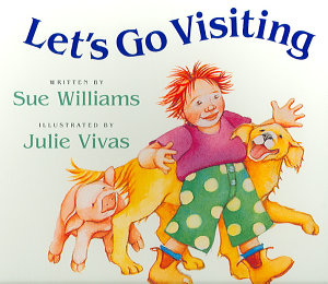 Let s Go Visiting Book