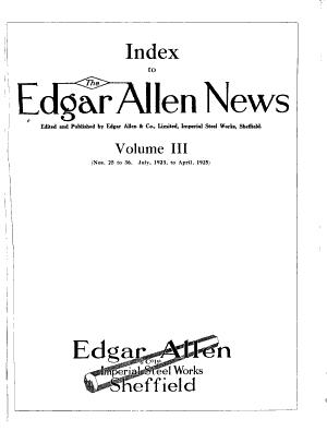 Edgar Allen News