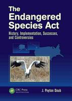 The Endangered Species Act PDF