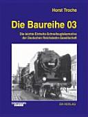 Die Baureihe 03 PDF