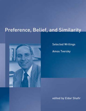 Preference  Belief  and Similarity