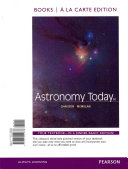 Astronomy Today  Books a la Carte Plus Masteringastronomy with Etext    Access Card Package