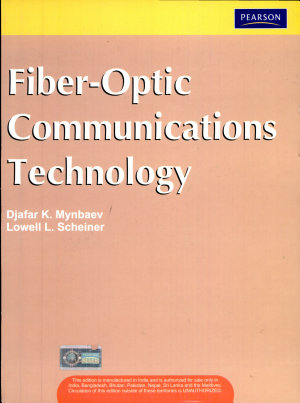 Fiber Optics Communications Technology PDF