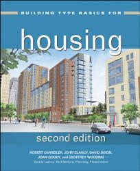 Building Type Basics For Housing Book PDF