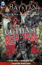 Batman: Arkham Knight (2015-) #19