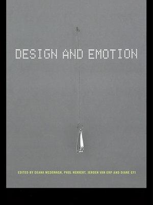 Design and Emotion
