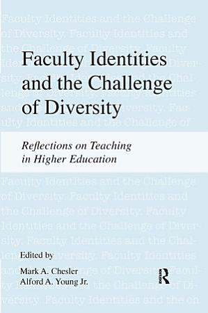 Faculty Identities and the Challenge of Diversity PDF