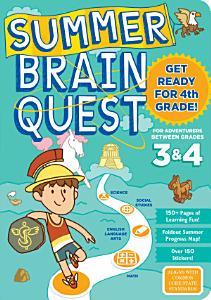 Summer Brain Quest  Between Grades 3   4 Book