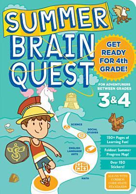 Summer Brain Quest  Between Grades 3   4
