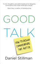 Good Talk Book