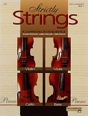 Strictly Strings  Bk 1  Piano Acc