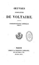 Oeuvres complètes de Voltaire: Volume51