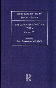 The Japanese Economy  Technology  foreign investment and competition policies PDF