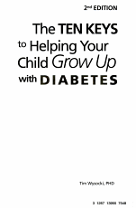 Ten Keys to Raising a Child with Diabetes PDF