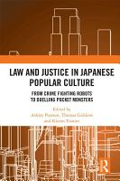 Law and Justice in Japanese Popular Culture PDF