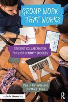 Group Work that Works PDF