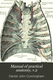 Manual of Practical Anatomy: Volume 2