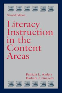 Literacy Instruction in the Content Areas Book