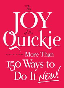 The Joy of the Quickie PDF
