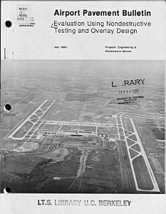 Evaluation Using Nondestructive Testing and Overlay Design PDF