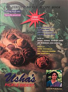 Usha s Pickle Digest Book