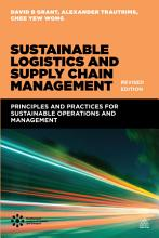Sustainable Logistics and Supply Chain Management  Revised Edition  PDF