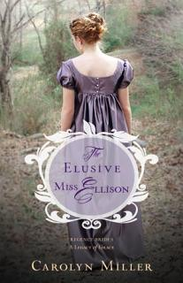 The Elusive Miss Ellison Book