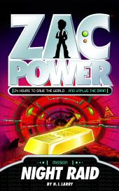 Zac Power: Night Raid