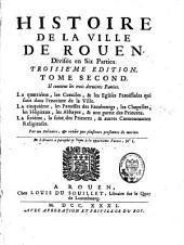 Histoire de la ville de Rouen: Volume2
