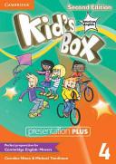 Kid's Box American English Level 4 Presentation Plus