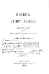 Revista fundada por M.R. Trelles