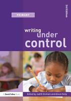 Writing Under Control PDF