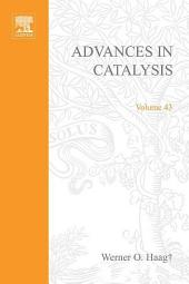 Advances in Catalysis: Cumulative Subject and Author Indexes and Tables of Contents for, Volumes 1-42