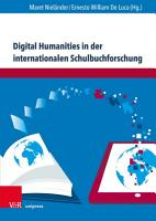 Digital Humanities in der internationalen Schulbuchforschung PDF