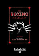 The Boxing Miscellany (Large Print 16pt)