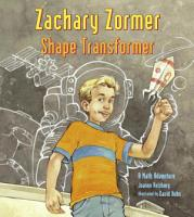 Zachary Zormer  Shape Transformer PDF