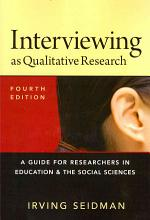 Interviewing as Qualitative Research PDF